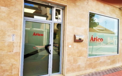 Ático administración de fincas abre un nuevo local