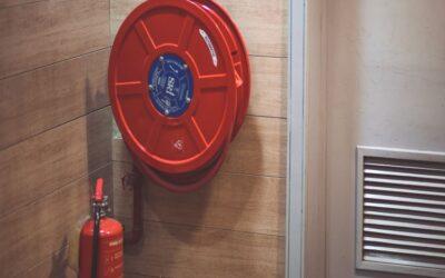 Revisión decenal de las instalaciones contra incendios